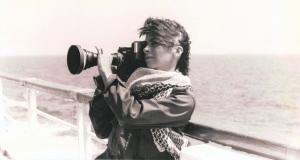 جوسلين صعب - صحفية ومخرجة سينمائية لبنانية