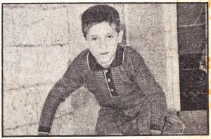 الصبى علي حسين أحمد عفانة ٬ من أبو ديس ٬ قرب القدس ٬ قتل باطلاق النار عليه اثناء مظاهرة للأطفال والشباب ضد الاحتلال