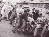 אלימות: אתמול נגד פנתרים, היום נגד פועלים