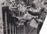 ביולטין השביתה מחולק לציבור