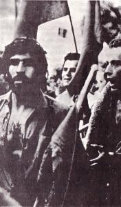 """בתל אביב: קואליציה מק""""יסטית-משטרתית-לאומנית נגד מפגיני """"מצפן"""""""